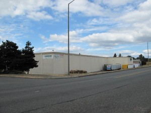 another image of a moving and storage warehouse in Tacoma Washington securing a $1.9 million bridge loan.